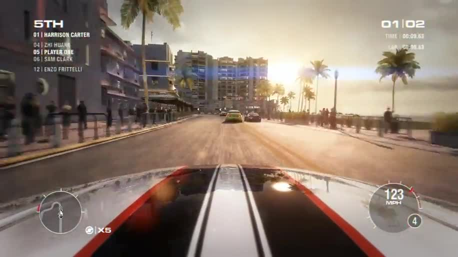 Gameplay, Rennspiel, Codemasters, Grid, Grid 2