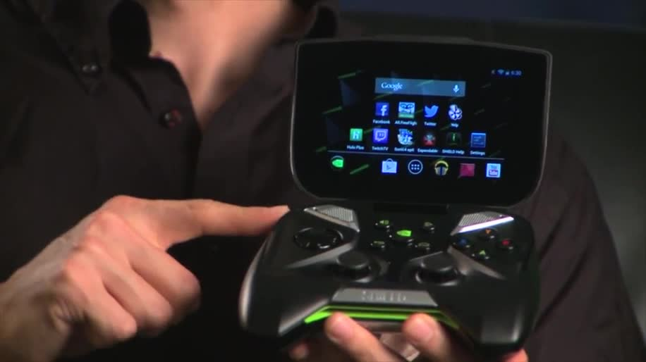 Android, Nvidia, Jelly Bean, Android 4.1, Nvidia Shield, Project Shield