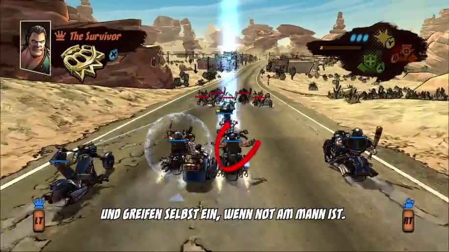 Gameplay, actionspiel, Deep Silver, Ride to Hell, Ride to Hell: Route 666