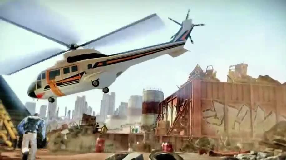 Trailer, actionspiel, Deep Silver, Narco Terror