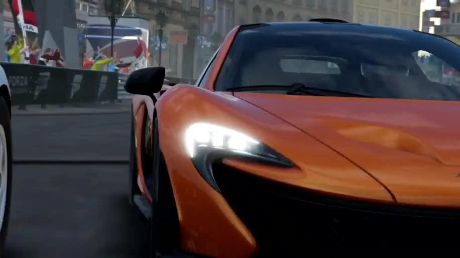Microsoft, Trailer, Xbox One, Microsoft Xbox One, Forza, Forza Motorsport, Forza Motorsport 5, Turn10Studios