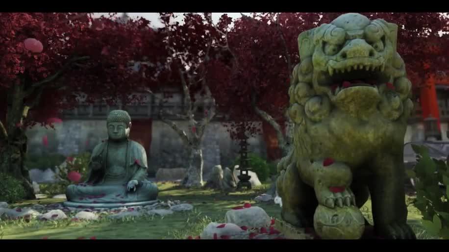 Trailer, Ego-Shooter, Devolver Digital, Shadow Warrior, Flying Wild Hog