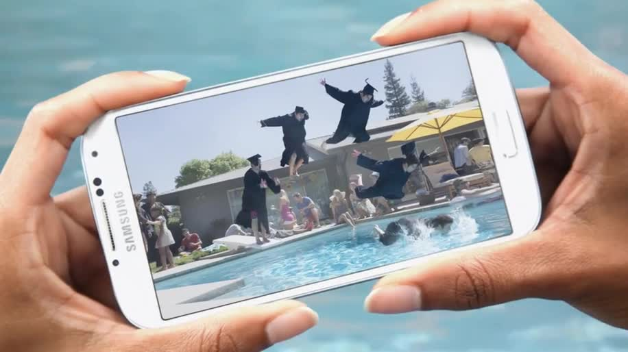 Smartphone, Samsung, Werbespot, Samsung Galaxy, Samsung Galaxy S4, Galaxy S4, S4, Samsung Galaxy SIV, Drama Shot