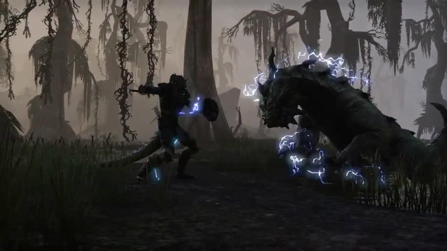 Trailer, Mmo, Mmorpg, Bethesda, Online-Rollenspiel, The Elder Scrolls Online, The Elder Scrolls, Zenimax