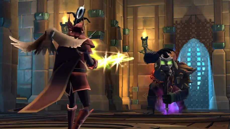 Trailer, Ubisoft, Online-Spiele, Free-to-Play, Mmo, The Mighty Quest for Epic Loot