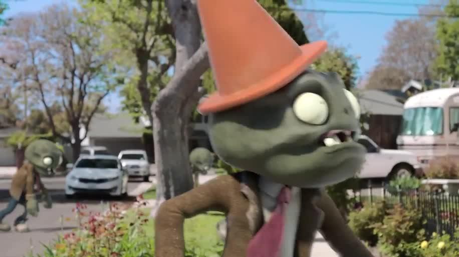 Trailer, iOS, PopCap, Plants vs Zombies, Plants Vs Zombies 2