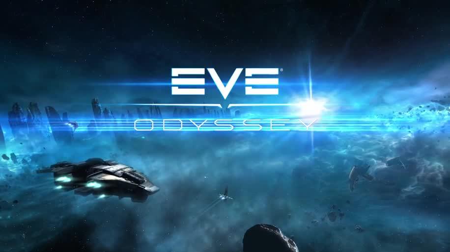 Trailer, Online-Spiele, Mmorpg, Mmo, Online-Rollenspiel, Eve Online, CCP Games
