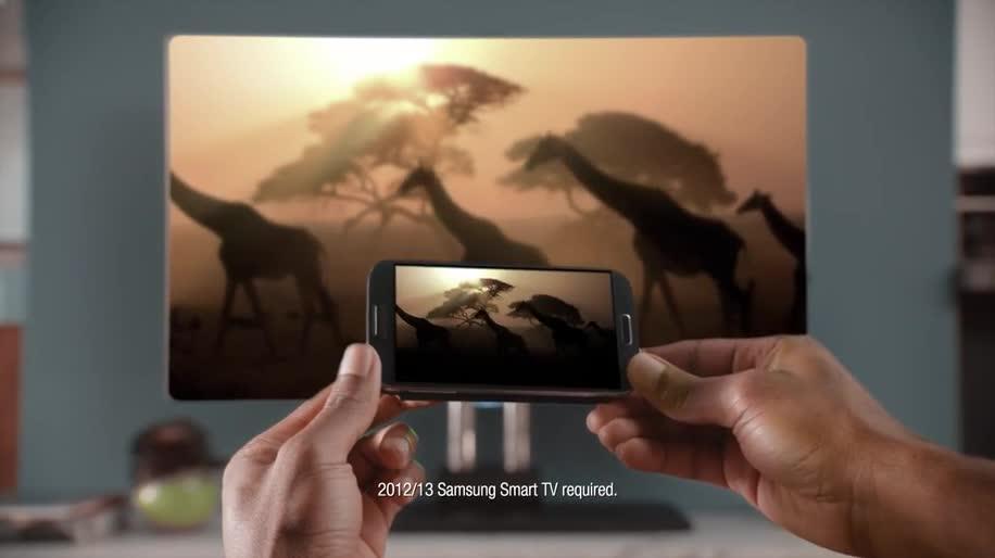 Smartphone, Android, Samsung, Werbespot, Samsung Galaxy, Galaxy, Fernsehen, Samsung Galaxy S4, Galaxy S4, Samsung Mobile, S4, Fernbedienung, Samsung Galaxy SIV, WatchOn