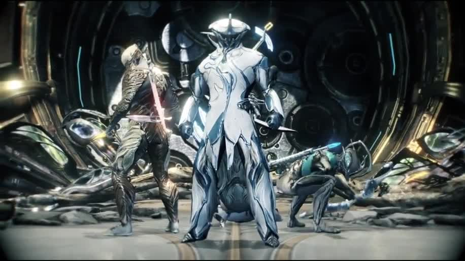 Trailer, PlayStation 4, PS4, Sony PlayStation 4, Online-Spiele, Free-to-Play, Sony PS4, Warframe, Digital Extremes