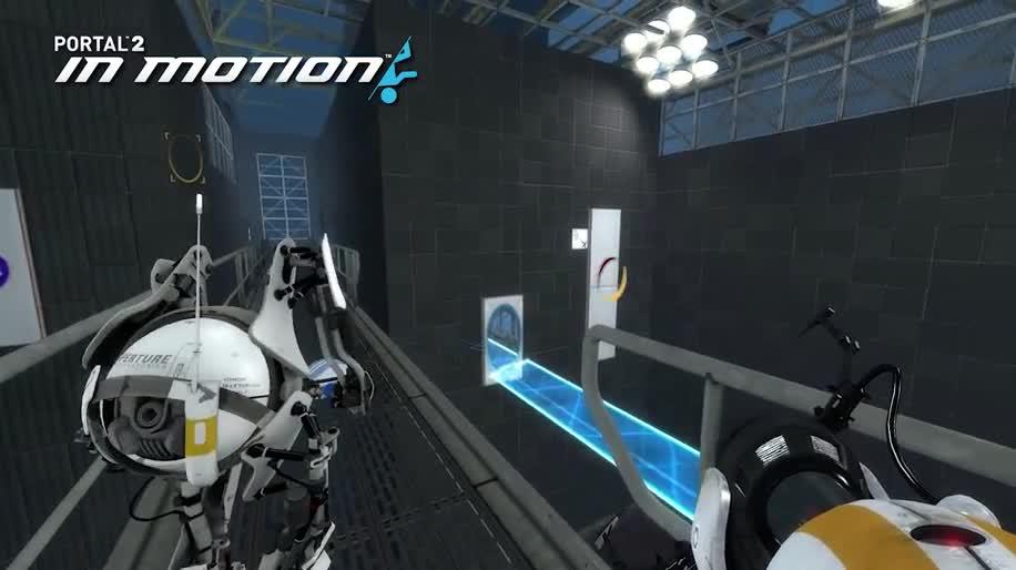 Trailer, Valve, PlayStation 3, Dlc, PS3, Portal 2, Portal, Playstation Move, Non-Emotional Manipulation