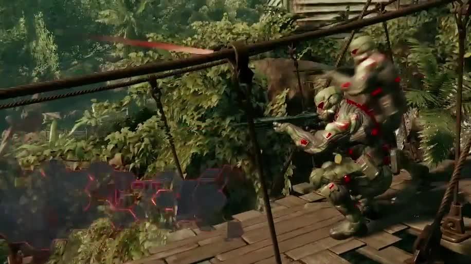 Trailer, Electronic Arts, Ea, Dlc, Crytek, Crysis, Crysis 3, Cryengine 3, The Lost Island