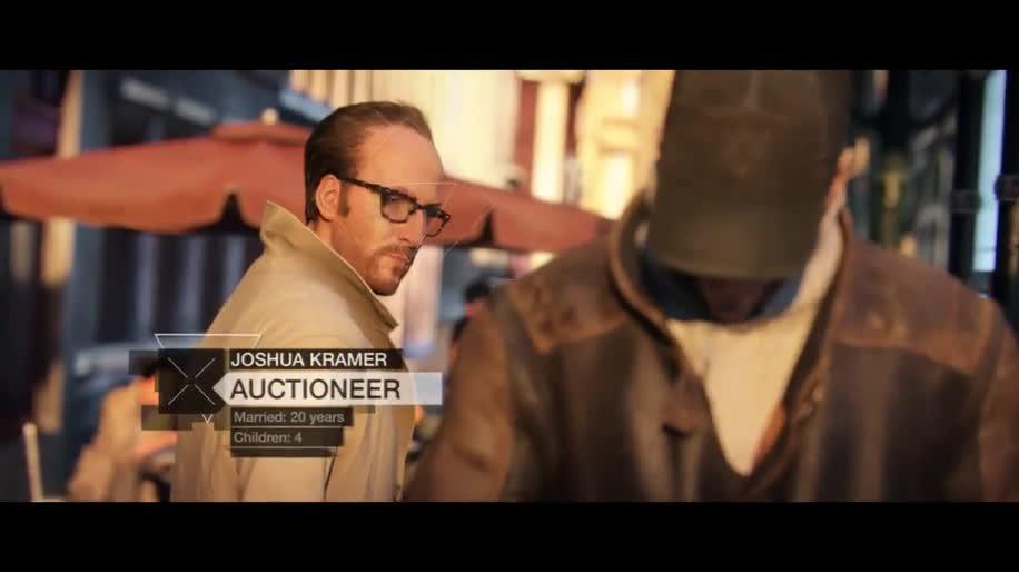 Trailer, E3, Ubisoft, actionspiel, E3 2013, Watch Dogs