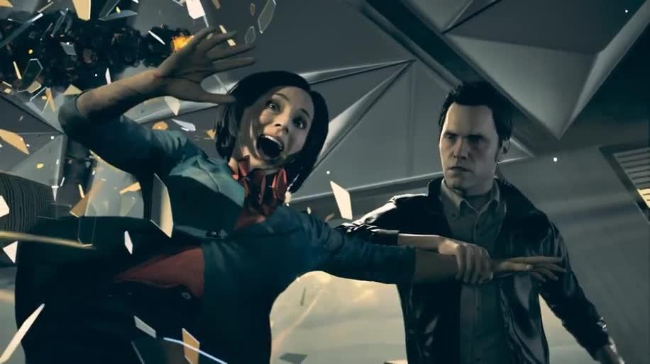 Trailer, Xbox One, E3, Microsoft Xbox One, E3 2013, Remedy, Quantum Break