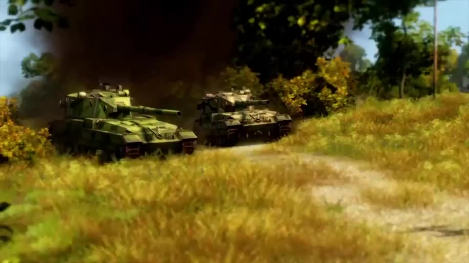 Trailer, Xbox 360, E3, Free-to-Play, E3 2013, World of Tanks, Wargaming.net