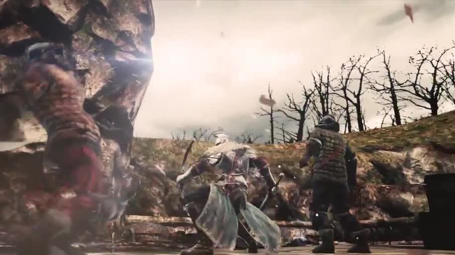 Trailer, E3, Rollenspiel, Namco Bandai, E3 2013, Dark Souls, Dark Souls 2