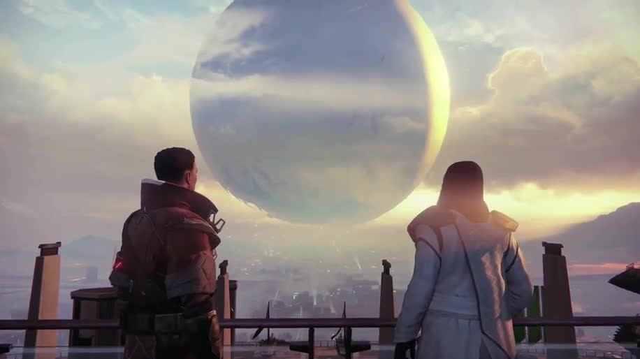 Trailer, Ego-Shooter, E3, Gameplay, E3 2013, Bungie, Destiny, Science Fiction, Sci-Fi