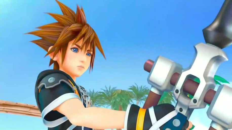 Trailer, Sony, PlayStation 4, E3, Playstation, PS4, Sony PlayStation 4, Rollenspiel, Sony PS4, Square Enix, Disney, E3 2013, Kingdom Hearts, Kingdom Hearts 3