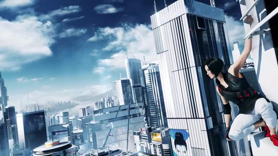 Trailer, Electronic Arts, Ea, E3, Dice, E3 2013, Mirror's Edge, Mirror's Edge 2