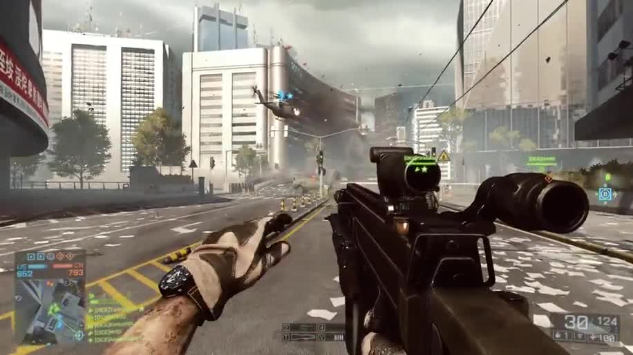 Electronic Arts, Ego-Shooter, Ea, E3, Gameplay, Battlefield, Dice, E3 2013, Battlefield 4