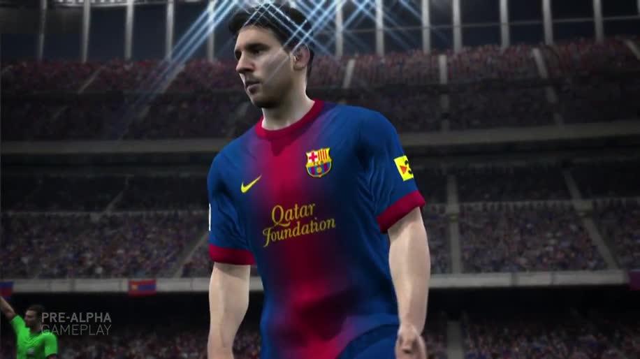 Trailer, Electronic Arts, Ea, E3, Fußball, EA Sports, E3 2013, FIFA 14