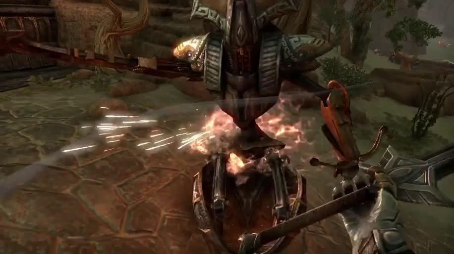 Trailer, E3, Online-Spiele, Mmo, Mmorpg, Bethesda, Online-Rollenspiel, E3 2013, The Elder Scrolls Online, The Elder Scrolls, Zenimax