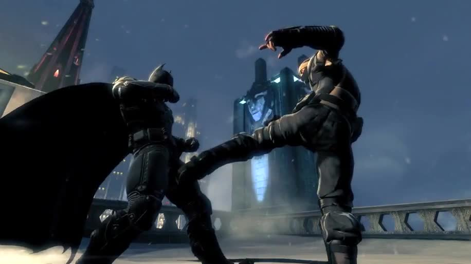 Trailer, E3, actionspiel, Warner Bros., E3 2013, Batman, Arkham Origins