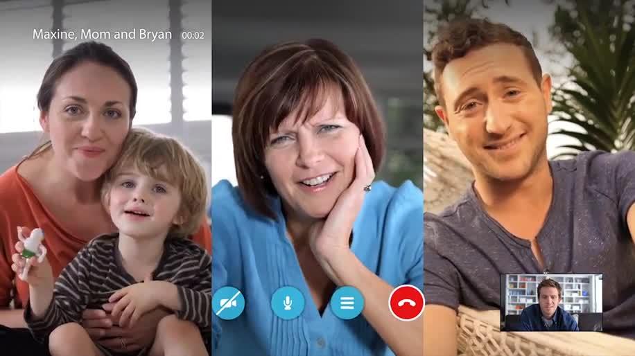 Microsoft, Xbox One, E3, Skype, E3 2013, Skype VoIP, Skype Videotelefonie, Skype Videochat