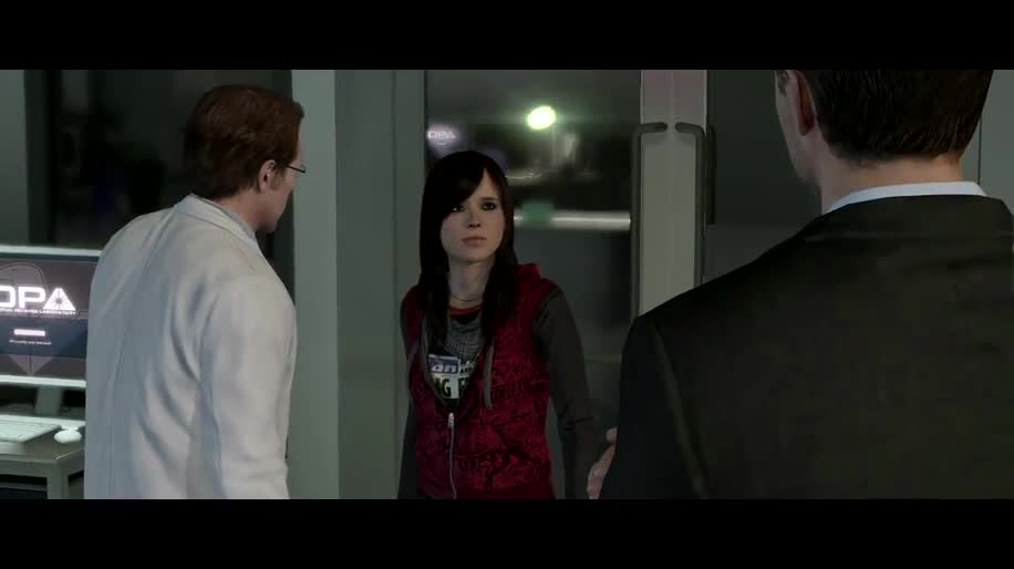 Trailer, Sony, E3, PlayStation 3, PS3, E3 2013, Beyond: Two Souls, Quantic Dream, Beyond